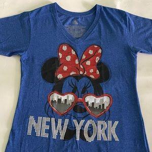 "Minnie Mouse ""New York"" shirt"